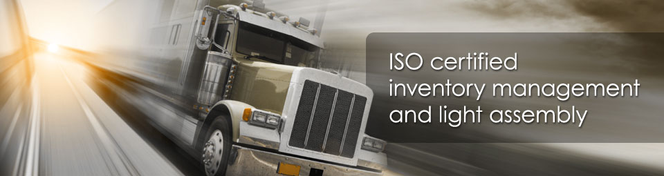 ISO certified inventory management and light assembly - Royco Logistics